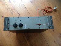 """Power amplifier """"Raunch"""""""