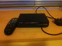 A free view box with remote control