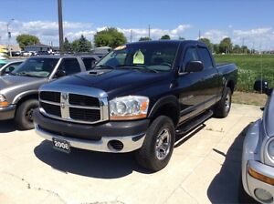2006 Dodge Ram 1500  4X4 / 4 DR / AS TRADED IN