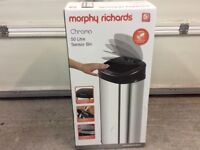 Morphy richards kitchen Bin New
