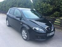 2006 SEAT ALTEA 1.9 TDI STYLANCE TWO OWNERS FULL SERVICE HISTORY