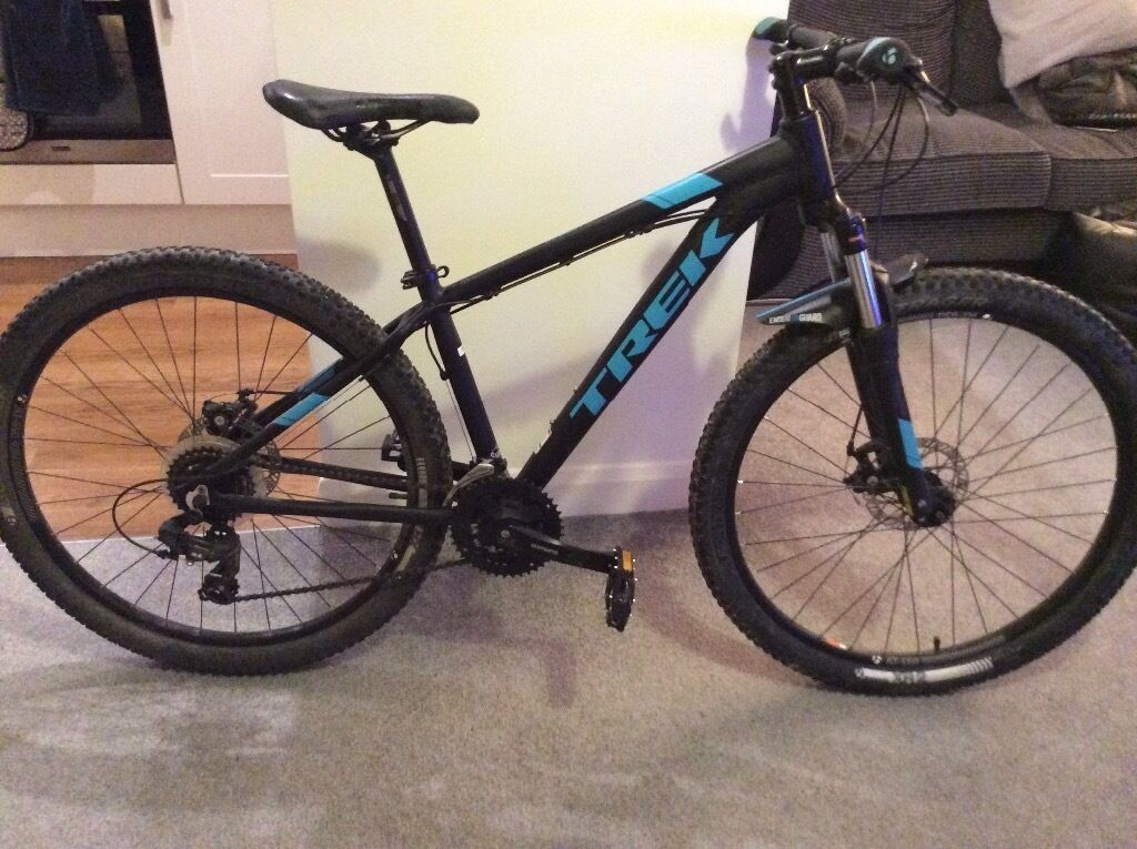 Trek Marlin 5 2017 Mountain Bike For Sale In Aberystwyth