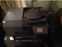 5 x HP photocopier/ printer/ scanner for sale