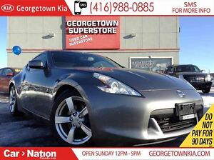 2012 Nissan 370Z TOURING | ONLY 57985KMS | LEATHER | HEATED SEAT