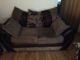 3 + 2 seater cord suite