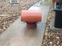 Chimney pot cover