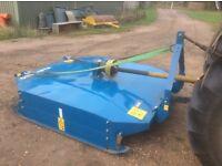 2015 Kidd 6' tractor grass topper