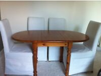 6 x Ikea HENRIKSDAL Dining Chairs For Sale