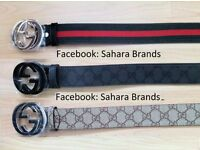 Pick any 3 for £60 Gucci belt Hermes Lv wallet £25