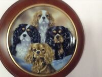 Four Kings Decorative wall plate