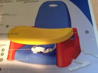 Swing Tray booster seat for feeding baby