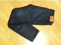 River island Mens / boys jeans -- Hardly used - 30W 30L