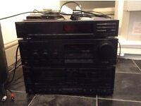 Technics Retro stereo system