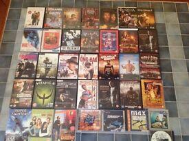 Dvd's, PC cd rom games, music studio PC cd rom