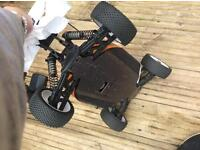 Hpi pulse 4.6 nitro buggy ALMOST NEW