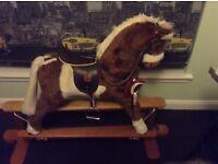 Mama & Papas Patches Rocking horse £50.00