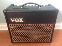 Vox VT 15 Valvetronix Guitar Amplifier