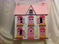 Early Learning Centre Bundle Rosebud House/Tree house/Flower Shop/Cafe/Beach/Bus/Ambulance