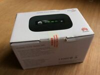 Huawei portable mobile wifi brand new boxed