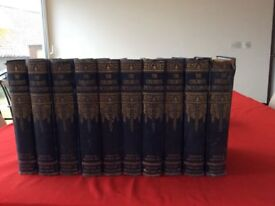 Collectable, lovely, old, vintage Children's Encyclopia Edited by Arthur Mee