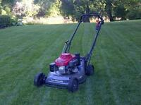 Lawn Care, Lawn Mowing