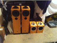 wharfedale speakers