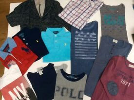 Kids clothes 6-7 years, Ralph Lauren, Zadig&Voltaire, Tommy Hilfingter