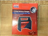 CAR BATTERY CHARGER.
