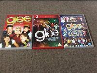Glee DVDs x3