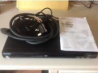 Toshiba SD-185EKB DVD player