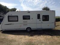 Elddis Club Advante 505 Touring Caravan 5 berth