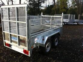 Trailer twin axle dale kane fully welded fully approved