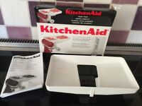Kitchen aid, food tray for mixer