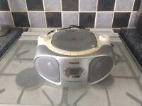 Philips portable CD/Radio