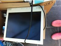 NEC MultiSync LCD1550VM LCD monitor 15