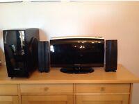 Samsung DVD Cinema Surround Sound System
