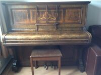 Upright Piano with stool for sale - needs to be gone!!