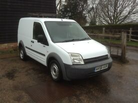 Ford Transit Connect 2006 T220L very clean ready for work.