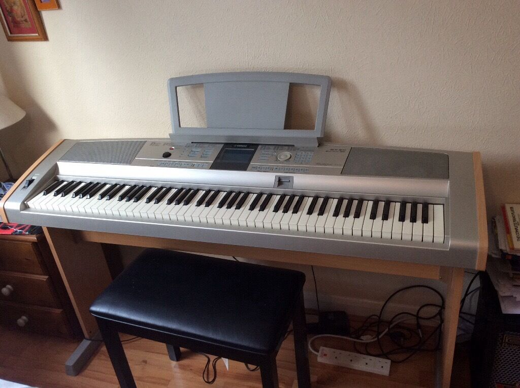yamaha portable grand dgx 505 for sale in sheffield south yorkshire gumtree. Black Bedroom Furniture Sets. Home Design Ideas