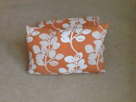John Lewis Cushions Rectangle x 2