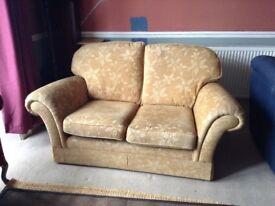 Matching M&S 2 & 3 seater sofas FREE