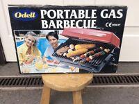 Portable gas b-b-q