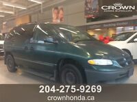 1999 DODGE CARAVAN - AS TRADED
