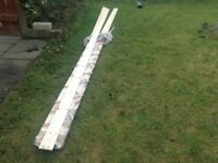 Pine Skirting Boards for sale. 4.5m long