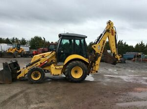 2006 Ford New Holland B95 - Backhoe