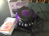 Kids Karaoke System Stereo