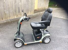Pride Delux Mobility Scooter
