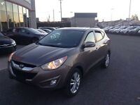 2011 Hyundai Tucson Limited All Wheel Drive