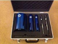 Set of Faithful Diamond Core Drills.