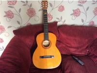 Tatra Classical Guitar inc case